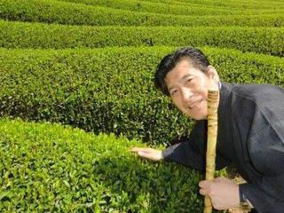 急須なしで誰にでも健康緑茶が出来る方法を、全世界に広げたい!