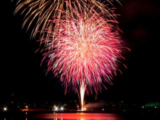 〜子供たちに故郷と家族の想い出を〜ふるさと想い出花火を開催!