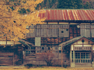 福島県昭和村・築80年木造廃校舎「旧喰丸小学校」を人が集う拠点へ
