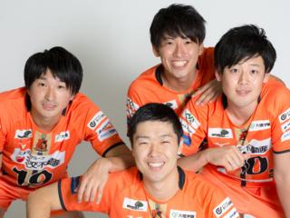 三重県初のVリーグチーム誕生!僕たちの本気に力を貸してください