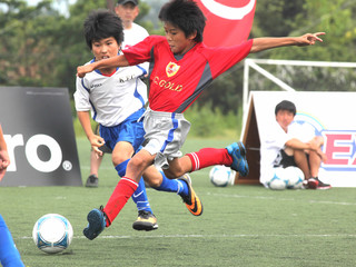 九州北部豪雨の被災少年たちに贈る夏休み。サッカー大会を開催!