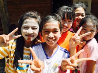 貧困を抜け出すために。カンボジアの子供たちに日本語授業を!