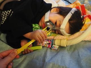 医療的ケア児と家族が一緒に楽しめるクリスマス会を開催したい!
