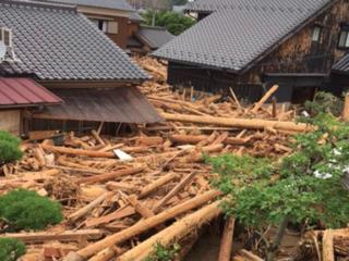 終わらない水害との戦い。九州北部豪雨災害の被災者に支援を!