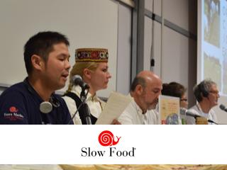 """4年に1度 世界""""食の会議""""参加へ。スローフード運動を広めたい!"""