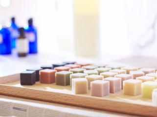 宮城県産の自然素材を使った手作りアロマ石鹸を全国に届けたい!