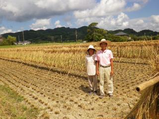 旧・三芳村から続く農村風景を守るため新規就農者を育てたい