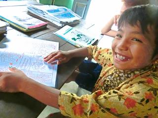 ミャンマーで6400冊の絵本を出版して子どもたちに届けよう!