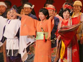 郷土芸能劇「唐桑ものがたり」東京公演で東北復興の証を伝えたい