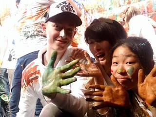 アートで平和を創るイベントを10月29日広島で開催したい!