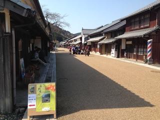 歴史ある熊川宿にて芸術祭を開催し、福井の文化振興を図ります。