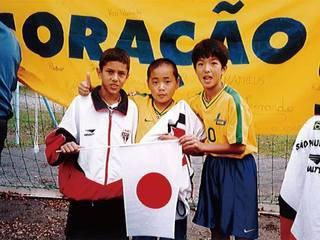 ブラジル・サンパウロFCのU12を日本に迎えて交流したい