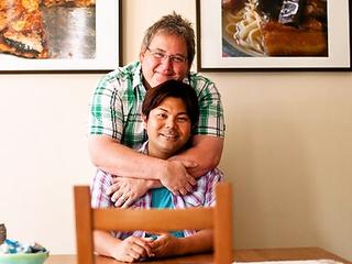 同性カップルの「里帰り結婚式」をピンクドット沖縄で実現したい