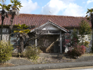 兵庫県三田市の廃墟(旧診療所跡地)で廃墟カフェを創りたい!!