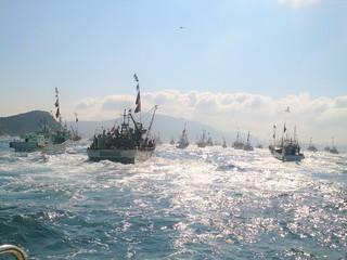 電動船で切り拓け!海を護りながら進む、未来の船を宗像から発信