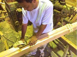 建築業22年目の挑戦!尾鷲ヒノキの名刺ケースで地域のチカラに