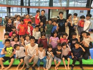 子どもたちが夢に挑戦できる環境に!体操のマットを購入したい!