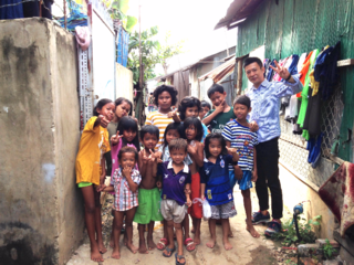 """""""最後の1マイル""""に届け!教育をカンボジアの貧困層の子どもに"""