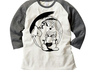戦国武将、大谷吉継公の世界で1枚のTシャツを作りたい!