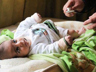 停戦後も爆撃が続くシリアの人々を守る「地下病院」を建設したい