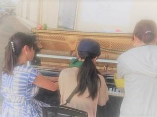 1台のピアノから広がる輪。愛知県初『ストリートピアノ』を!