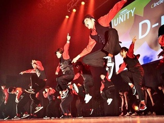 学生ダンスサークルD-mcがプロにも負けない公演を作り上げる!