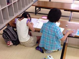 宮城県の震災PTSDを含む不登校児童のため自習室を開設します