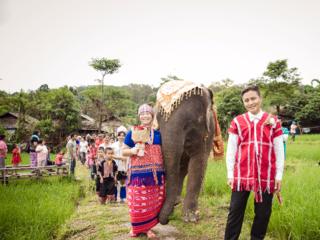 タイの象使いたちの誇りを守りたい!伝統文化の存続にご支援を。