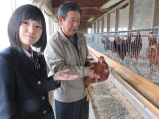 新技術で秋田県の農業を盛りあげようとする高校生達を応援したい