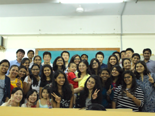 ナマステ!日本語教師の少ないインドで日本語塾をつくりたい!