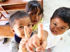 日本の大学生がカンボジアに学校を! HEROプロジェクト2弾