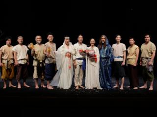 平和を共に祈ろう!日本神話ミュージカルをモンゴルで公演したい
