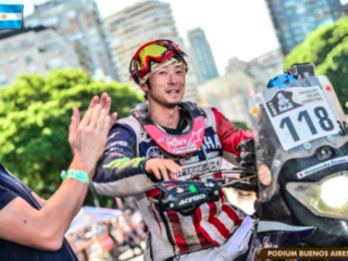 親子二代で掴む夢!世界一過酷な二輪バイクレースパリダカへ挑戦