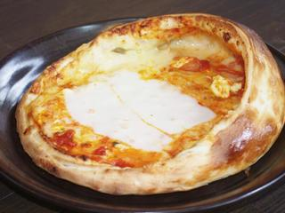 宮城県産の野菜をふんだんに使った「廃校ピザ」を全国に届けたい
