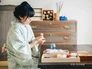 香川小豆島にオープン!伝統技術とかわいいデザインのつまみ細工