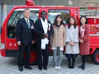 まだ使える消防車をウガンダに!日本から命のバトンを繋げたい!