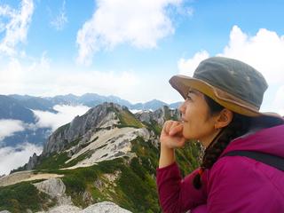 山をゆっくり登りたい人の優しさのしるし「ゆっくり山マイマイ」
