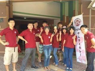サムライカレー!カンボジアに日本人の若者の起業体験の場所を!
