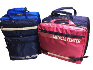 救急医療や災害でお役に立てるフルオーダーバッグを作りたい