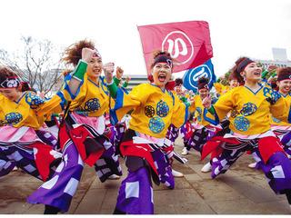 九州がっ祭2018 ~祭りと若者の力で熊本を元気にしたい~