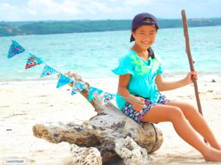 バリ島で挑戦!アート好きな女の子がガーランドショップを開店!