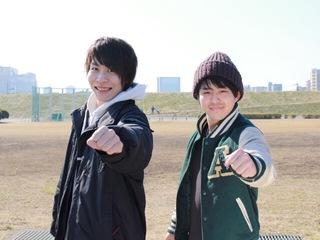 役者2人が届けます!ジャリけんの絆旅〜夢を運ぶキックボード〜