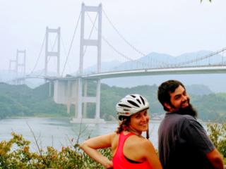 「しまなみ海道サイクリングツアー」を外国人観光客に提供したい