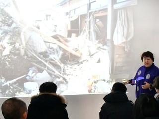 横浜で、震災語り部の生の声を届ける講演会を開催したい!