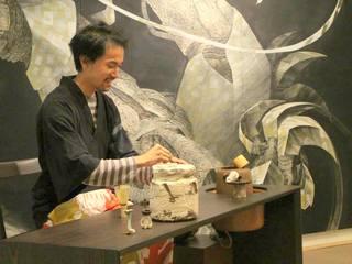 日本を代表する伝統文化『茶道』を世界に広めたい!