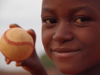「プロ野球選手になりたい!」アフリカ少年の挑戦を実現したい!