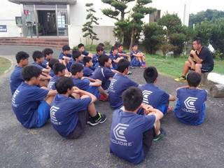サッカーを通して成長する座間FCの選手により良い環境を!
