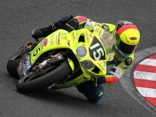 鈴鹿8耐参戦チームから250ccのバイクで世界を目指します!
