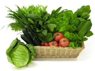 百年前の安全で健康な美味しい野菜をお届けします