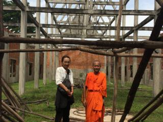 カンボジアで貧しいお年寄りのために老人ホームをつくりたい!